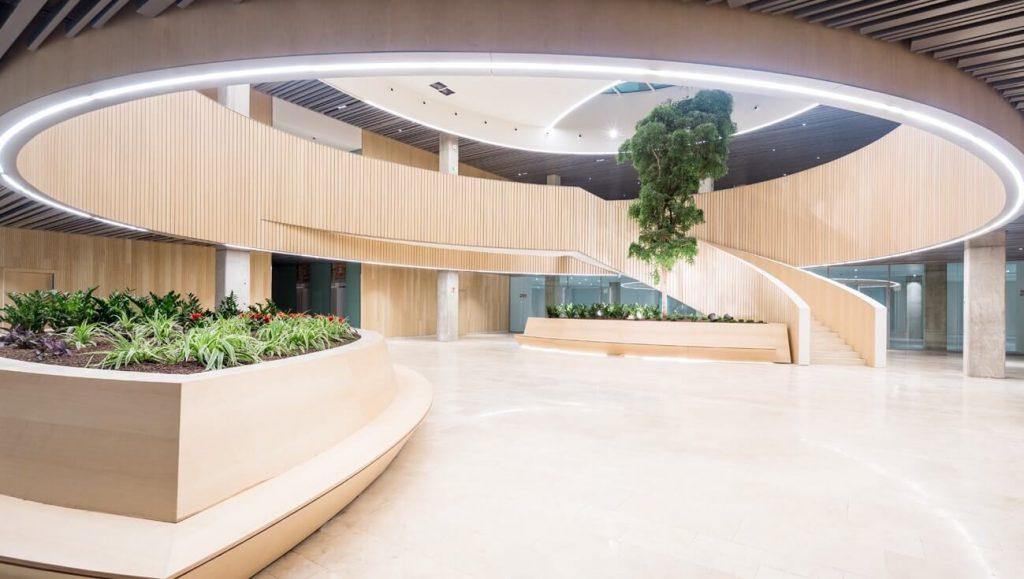 Campus Generalitat - Primera institución en obtener el certificado LEED Platinum en Barcelona